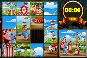 4x4 Circus Puzzle