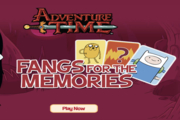 Adventure Time: Fangs for the Memories