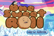 Adventure Time: One Sweet Roll