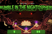Adventure Time: Rumble in the Nightosphere