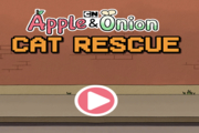 Apple & Onion: Cat Rescue