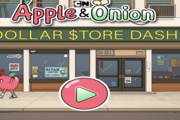 Apple & Onion: Dollar Store Dash