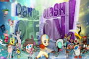 Avatar Dance Off Clash On