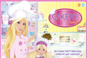 Barbie Cakery Bakery