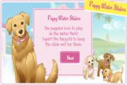 Barbie Puppy Water Sliders