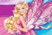 Barbie Fairy Race