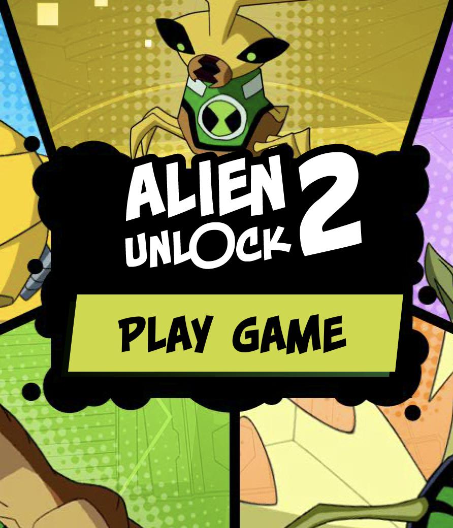Ben 10 Alien Unlock 2