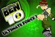 Ben 10 Ultimate Force 3