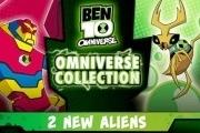 Ben 10 Omniverse Collection