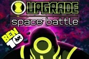 Ben 10 Upgrade Space Battle