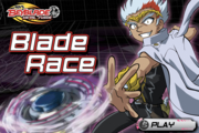 Beyblade Blade Race
