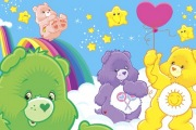 Care Bears Summer Daze Maze