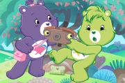 Care Bears Wingnut Metal Mix Up