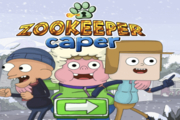Clarence Zookeeper Caper