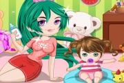 Cute Babysitter