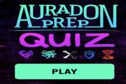 Descendants Auradon Prep Quiz