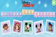 Disney Junior Holiday Card
