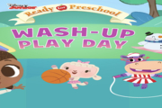 Disney Junior Ready for Preschool: Wash-Up Play Day