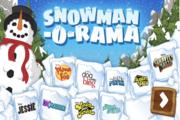 Disney Snowman-O-Rama