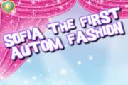 Disney Sofia the First Autumn Fashion