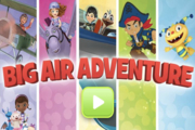 Doc McStuffins Big Air Adventure