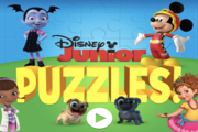 Doc McStuffins Disney Junior Puzzles