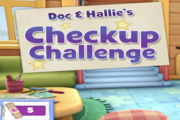 Doc McStuffins Doc and Hallie's Checkup Challenge
