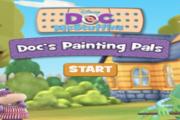 Doc McStuffins Doc's Painting Pals