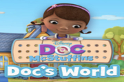 Doc McStuffins Doc's World