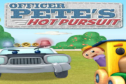 Doc McStuffins Officer Pete's Hot Pursuit