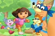 Dora and Swiper Adventure