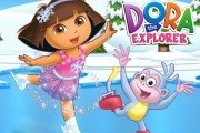 Dora Ice Skating Spectacular