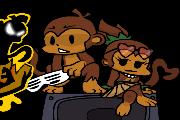 FNF vs Monkey