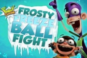 Frosty Freeze Ball Fight
