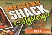 Gravity Falls Mystery Shack Mystery