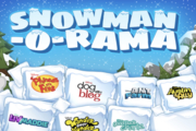 Gravity Falls Snowman-O-Rama