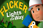 Handy Manny Flicker Lights the Way Game