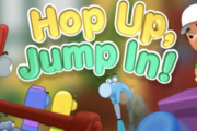 Handy Manny Hop Up Jump In