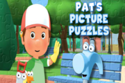 Handy Manny Pat's Picture Puzzles
