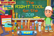 Handy Manny School for Tools The Right Tool for Job Game