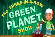 Handy Manny The Three-in-a-Row Green Planet Show