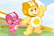Hangin With Funshine Care Bears
