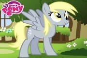 Help My Little Pony Derpy