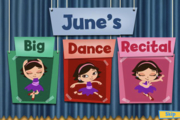 Little Einsteins June's Big Dance Recital