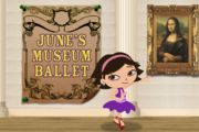 Little Einsteins June's Museum Ballet
