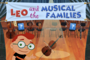 Little Einsteins Leo and the Musical Families