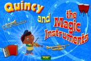 Little Einsteins Quincy and the Magic Instruments