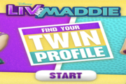 Liv and Maddie Find Your Twin Profile