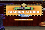 Liv and Maddie Monstober Fashion Studio