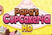 Management Papa's Cupcakeria